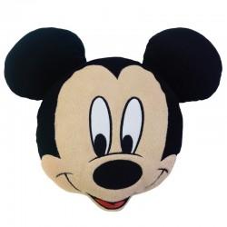 CTI Dekoračný vankúšik 3D MICKEY MOUSE Head (8388)