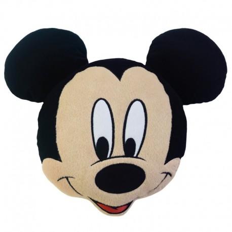 CTI Dekoračný vankúšik 3D MICKEY MOUSE Head CTI France MIC2999