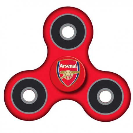 Team Spinner ARSENAL Red FOREVER COLLECTIBLES ARS1759