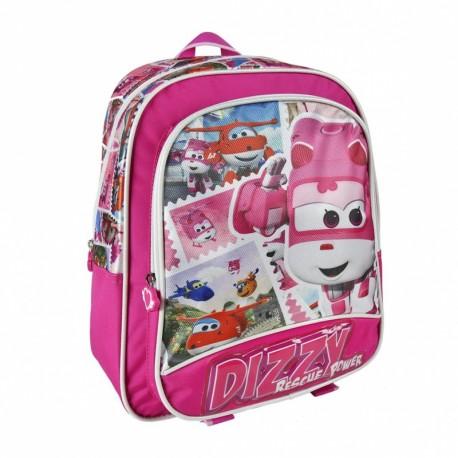 Detský batoh s 3D aplikáciou SUPER WINGS DIZZY Junior CERDÁ SUP0999