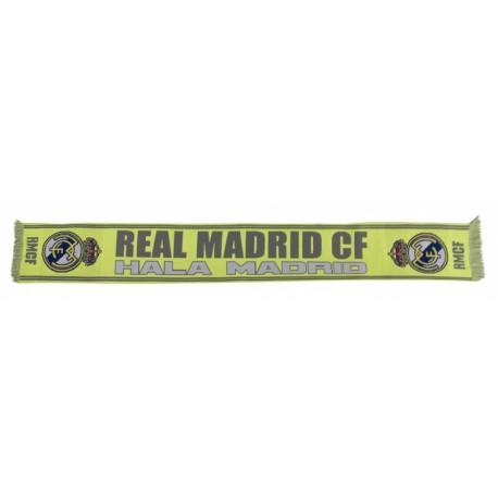 Šál pre fanúšikov REAL MADRID Yellow DRAPS CENTER S.L. REA1226x