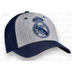 Pánska šiltovka REAL MADRID Denim 56cm