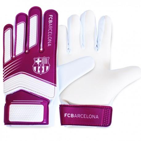 Brankárske rukavice FC BARCELONA Youth 10+ FOREVER COLLECTIBLES BRC1296xA