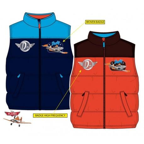 Chlapčenská zateplená vesta DISNEY PLANES modrá (NH1213),    Sun City® GROUP PLA1990M|3
