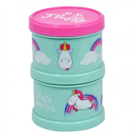 Duo box na desiatu UNICORN Snack SPEARMARK UNI0989