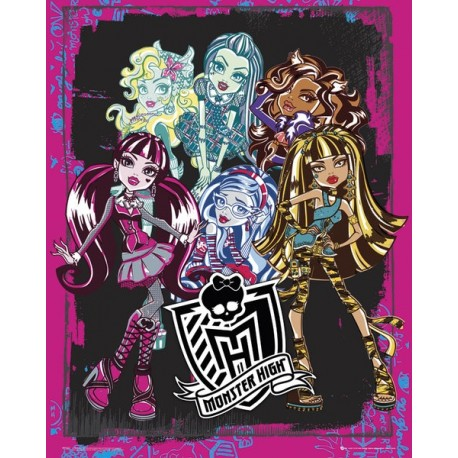 Plagát na stenu MONSTER HIGH, 40/50cm, MP1440 GB EYE MON0475