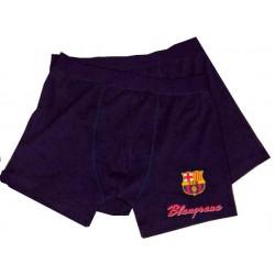 Chlapčenské boxerky FC BARCELONA Navy (BC02255)