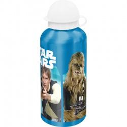 ALU fľaša na pitie modrá STAR WARS 500ml
