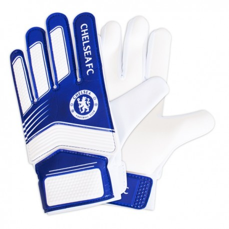 Brankárske rukavice FC CHELSEA Kids 6-10 rokov FOREVER COLLECTIBLES CHE1562