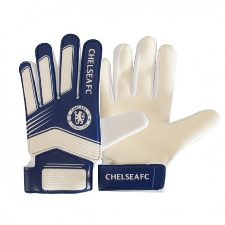 Brankárske rukavice FC CHELSEA Youth 10+ FOREVER COLLECTIBLES CHE1561