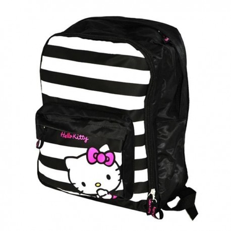Športový batoh HELLO KITTY Stripe VOGUE INTERNATIONAL HKI0202