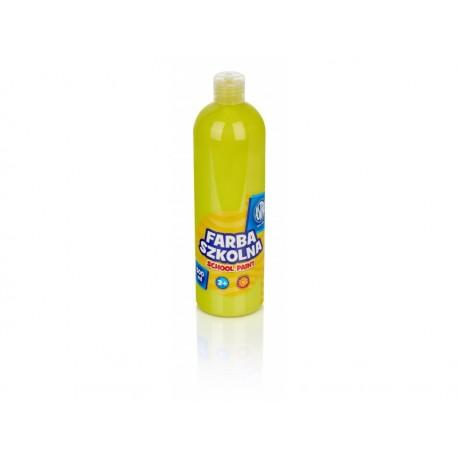 ASTRA Temperová farba posterová 500ml Žltá citrónová, 301109002 ASTRA AST2037