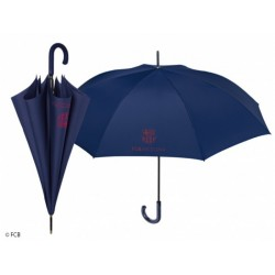 PERLETTI® Luxusný pánsky automatický dáždnik FC BARCELONA