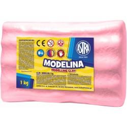 ASTRA Modelovacia hmota do rúry MODELINA 1kg Malinová, 304118002