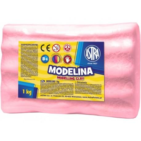 ASTRA Modelovacia hmota do rúry MODELINA 1kg Malinová, 304118002 ASTRA AST2252